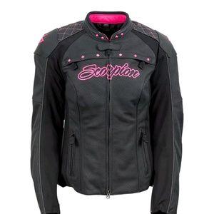Jackets & Blazers - NWT Scorpion Vixen Leather Jacket